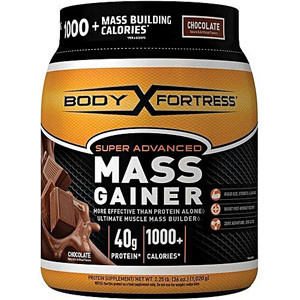 Body Fortress Super Advanced Mass Gainer фото