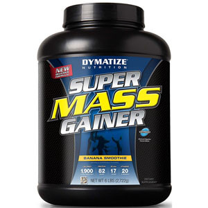 Dymatize Nutrition Super Mass Gainer фото
