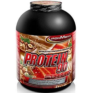 IronMaxx Protein 90 фото