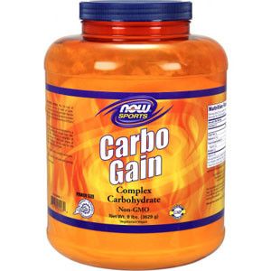 NOW Foods Carbo Gain фото