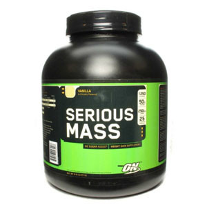 Optimum Nutrition Serious Mass фото