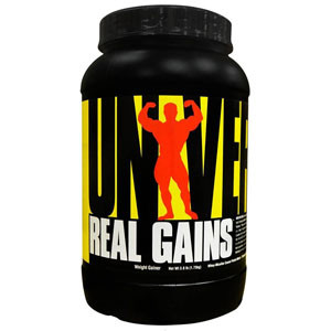 Universal Nutrition Real Gains фото
