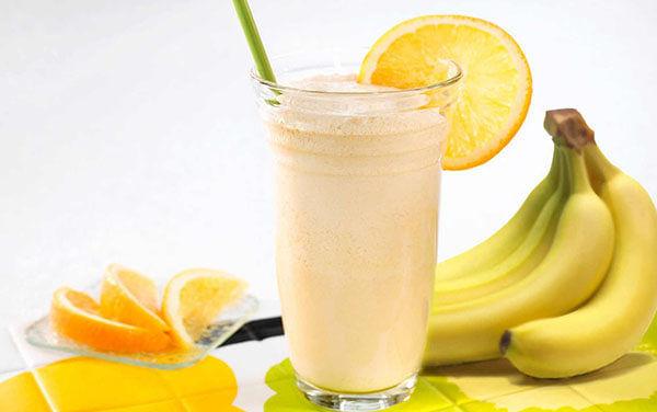 Вариант белково углеводного коктейля №2 фото