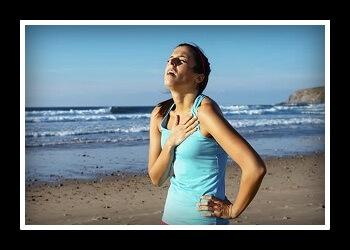 Как дышать при беге фото