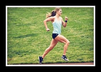 Интервальный бег фото
