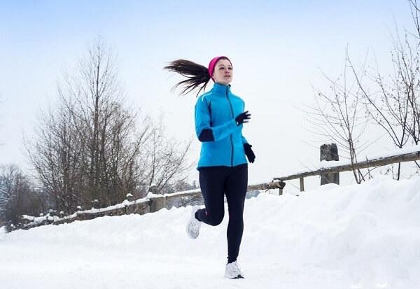 Одежда для бега зимой фото