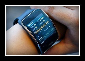 часы с экг фото