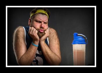 Протеин без тренировок