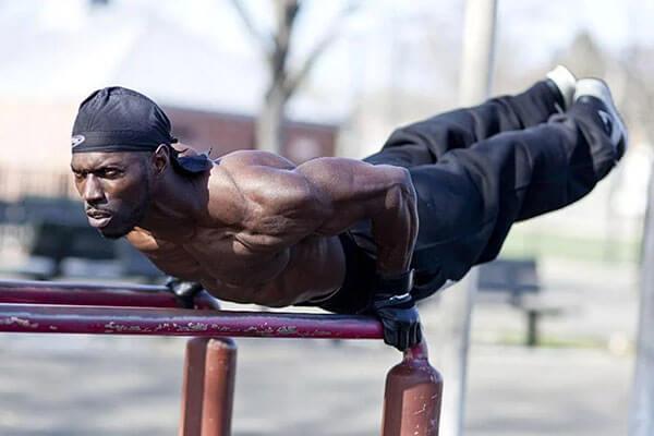 Ганнибал фор Кинг тренировка
