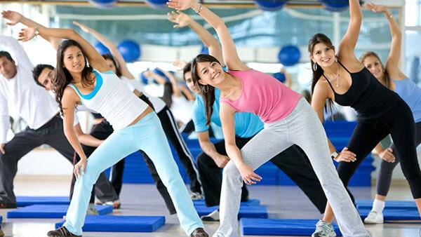Аэробные направления фитнеса