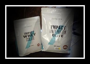 impact whey foto