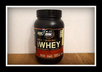 Whey Gold Standard фото