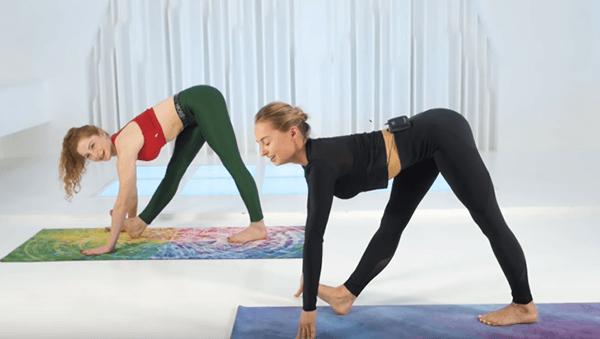 Упражнение для заминки 7