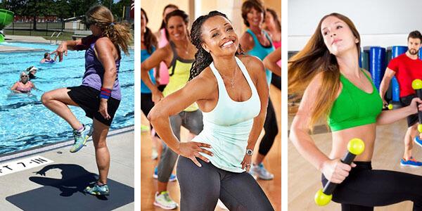 Виды фитнес танца Zumba