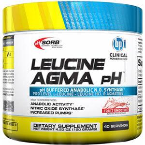 BPI sports Leucine AGMA