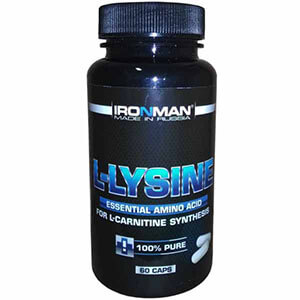 lysine IronMan