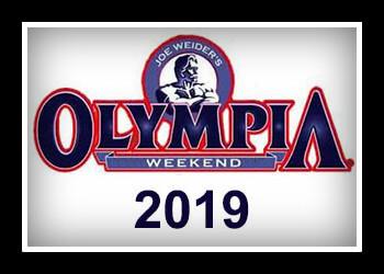 Мистер Олимпия 2019