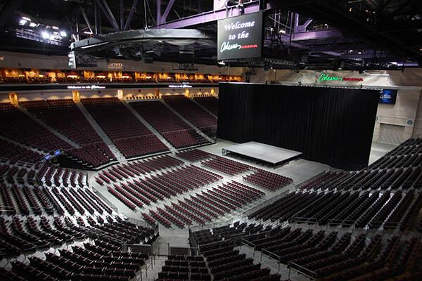 Орлеанская Арена фото