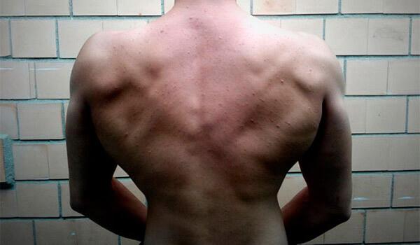 Широкая спина фото 5