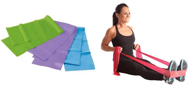 Упражнения с эспандером для женщин для похудения