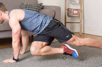 Упражнения для похудения мужчинам