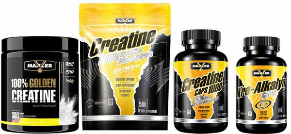 Maxler Creatine Monohydrate - отзывы, как принимать креатин