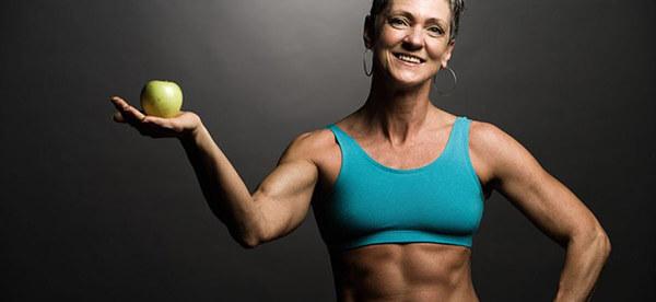 Сушка тела для девушек - питание и тренировки