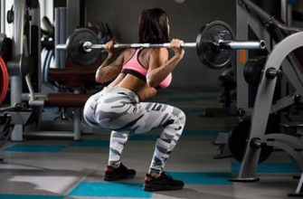Силовая тренировка для сжигания жира