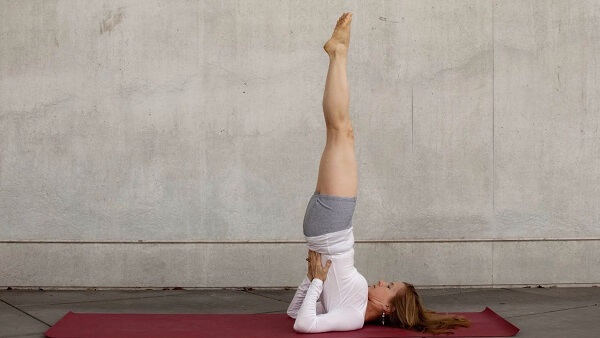 Упражнение березка фото