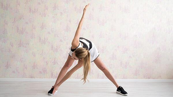 Упражнение мельница фото
