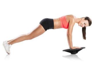 Упражнения на балансировочном диске фото