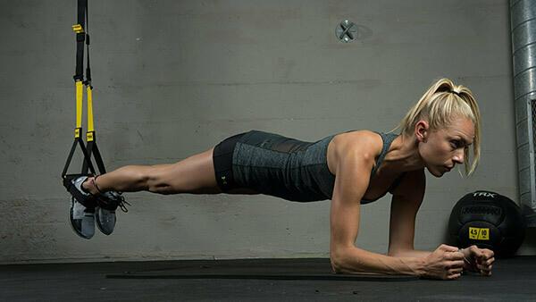 Упражнения в TRX