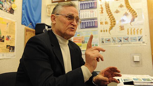 Профессор Евминов