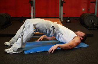 Упражнения в зале и потенция фото