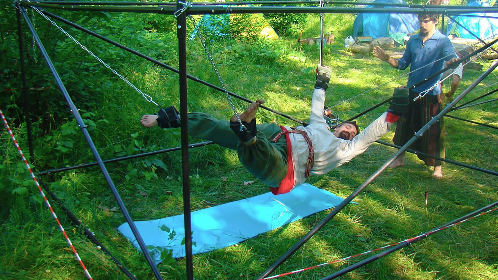 Славянский тренажер Правило: фото с занятием.