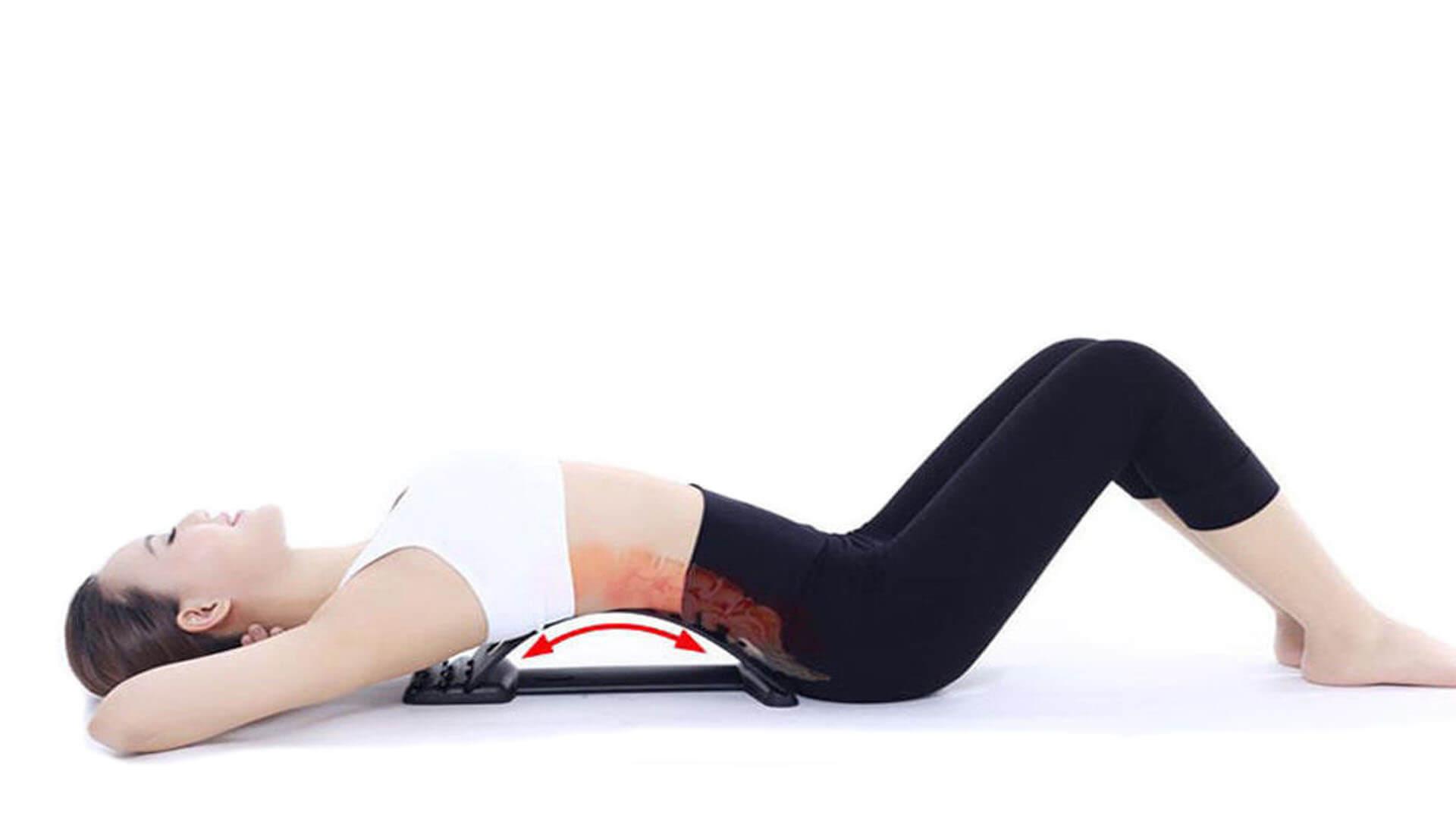 Как использовать мостик для спины лежа: фото.
