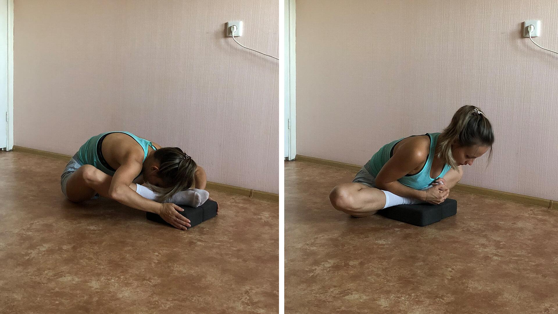 Усложненная лягушка: фото.