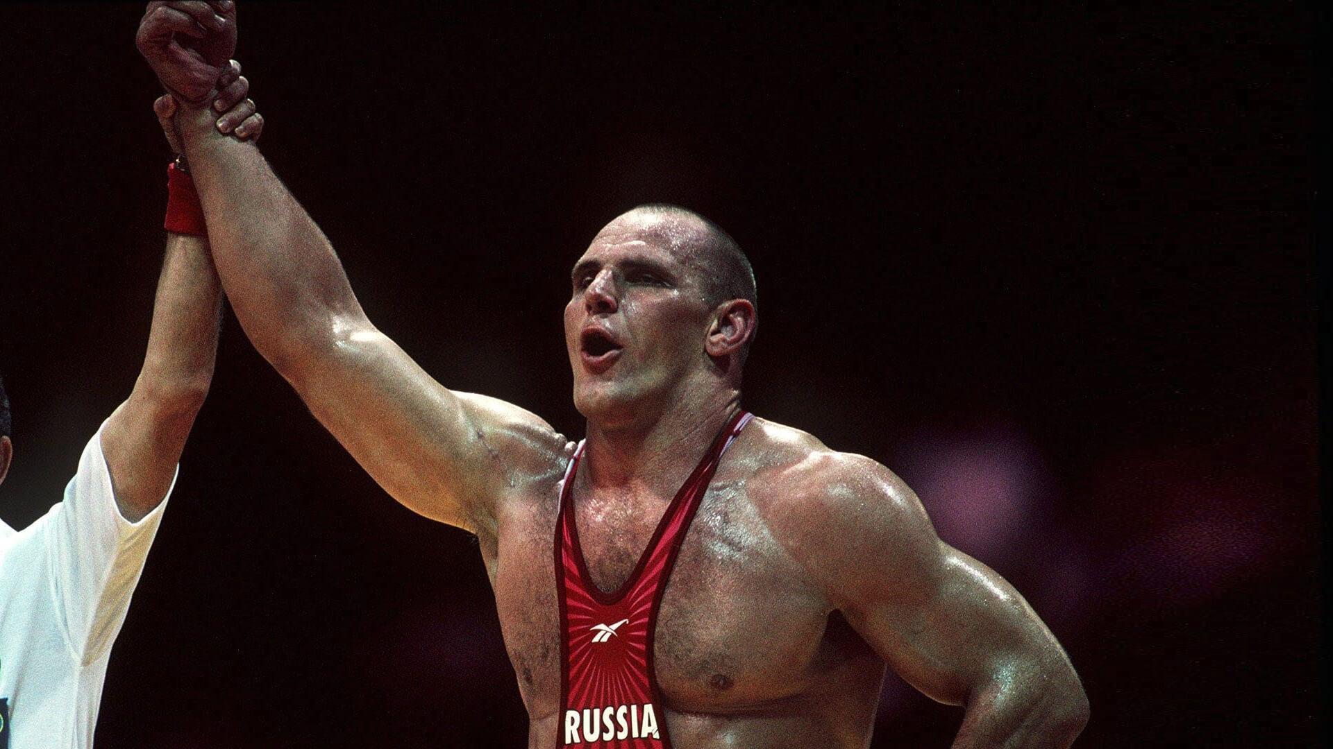 Александр Карелин: фото.