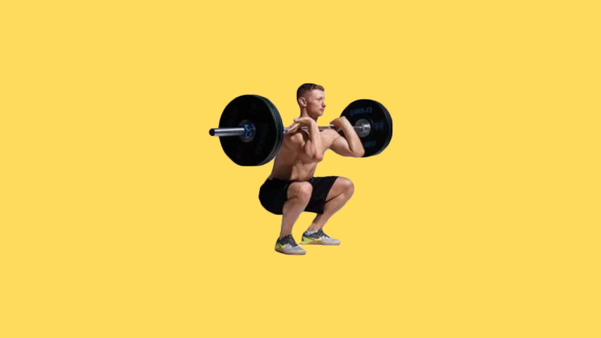Комплексные упражнения на все группы мышц: фото.