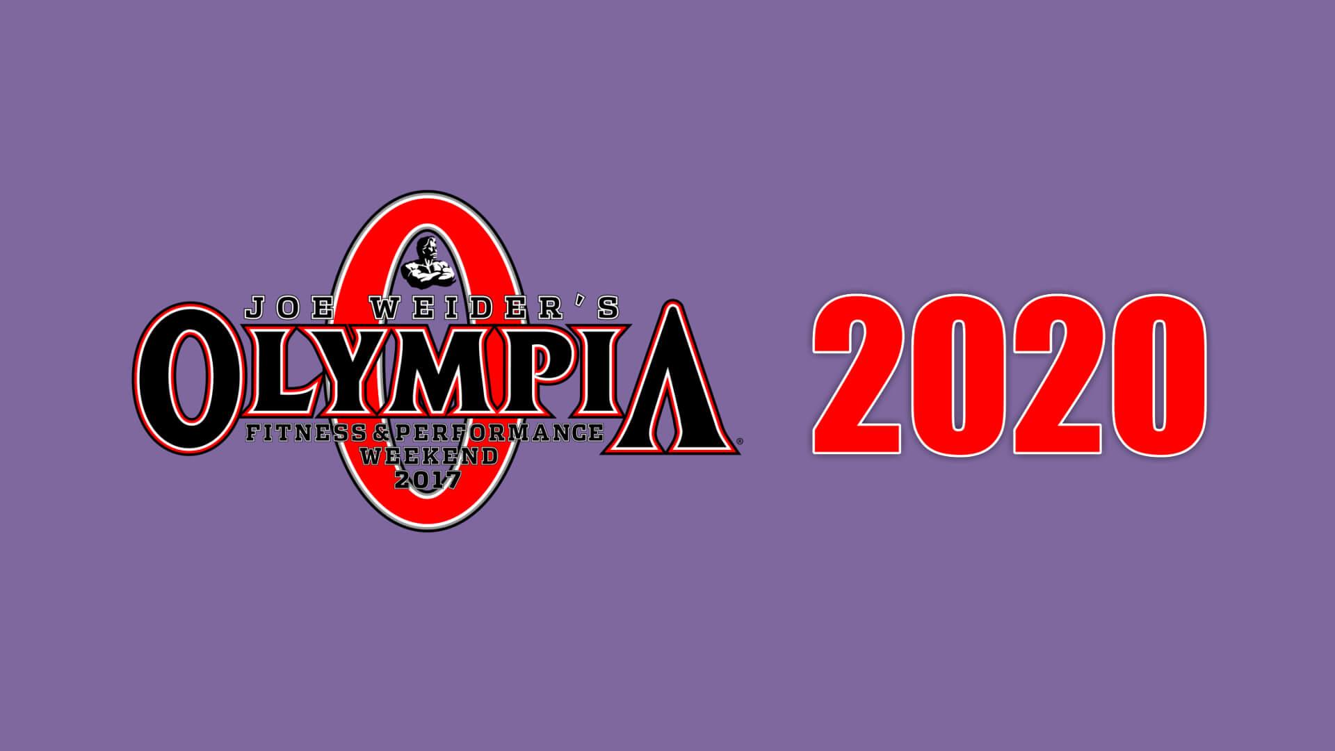 Мистер Олимпия 2020: фото.
