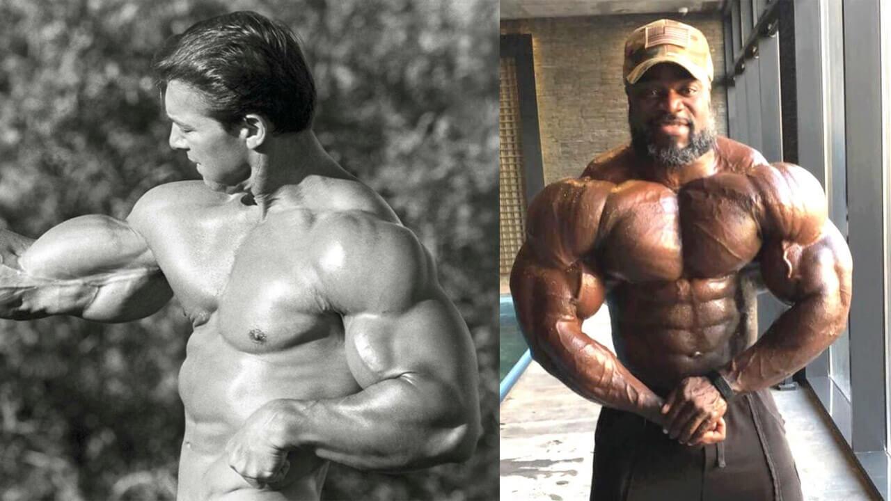 Сравнение Ларри Скотта и Брэндона Карри: фото.