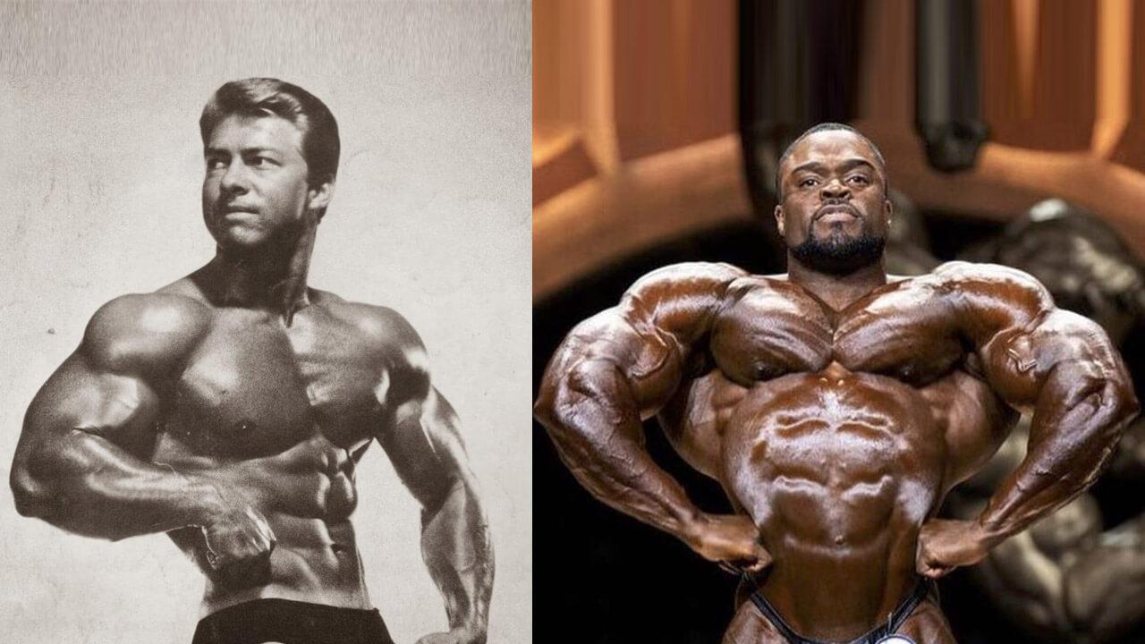 Сравнение Ларри Скотта и Брэндона Карри.