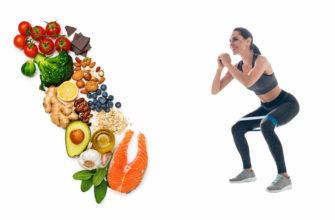 Фитнес питание: фото.