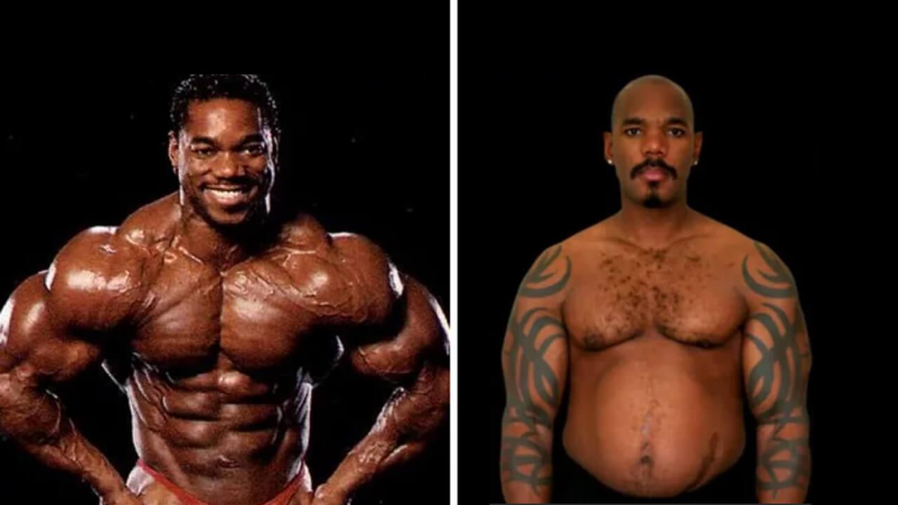 Флекс Уилер: фото до и после.