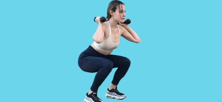 Кроссфит для похудения: фото.