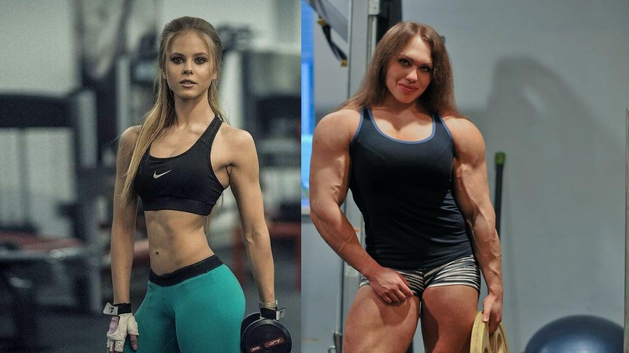 Мифы о женских тренировках: фото.