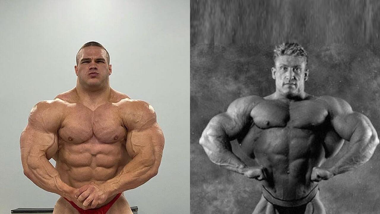 Ник Уокер: фото сравнение с Ятсом.