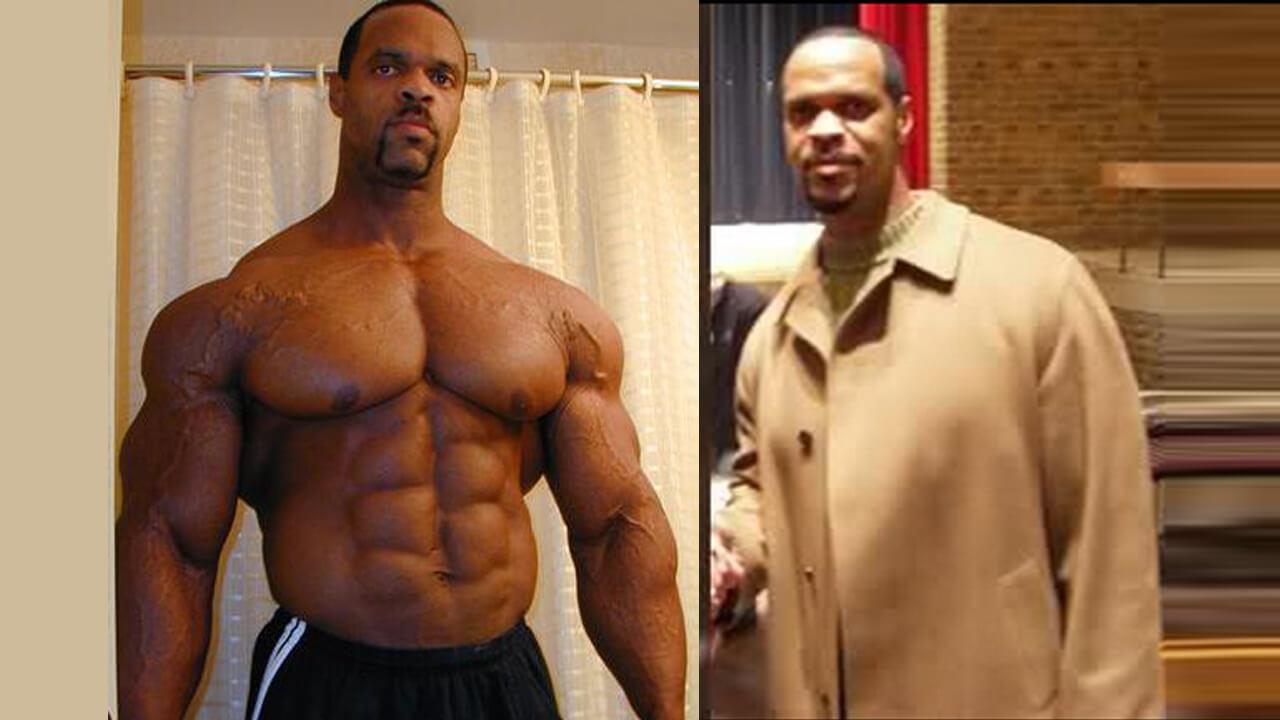 Пол Диллет: фото до и после.