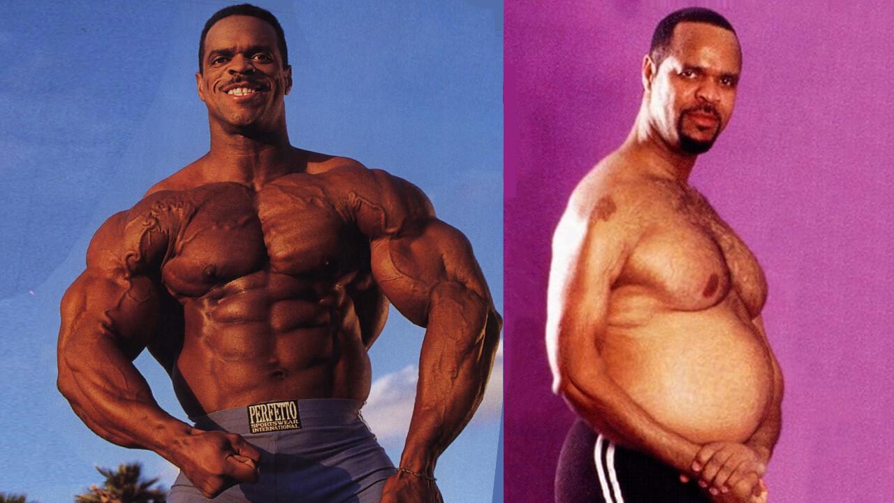 Пол Диллет: фото до и после 2.