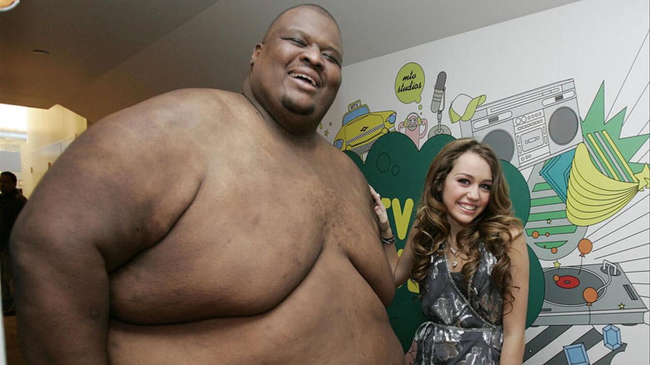Самые тяжелые атлеты: фото.